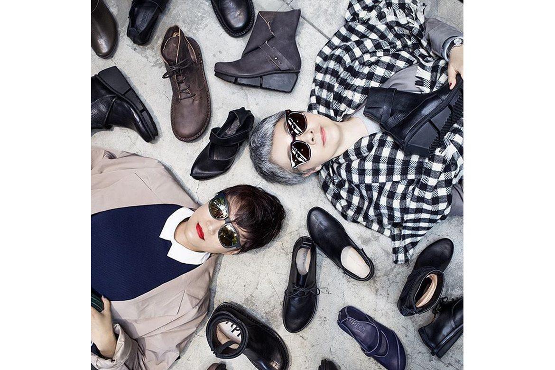 נעלי טריפן שחורות | Blakc Trippen shoes