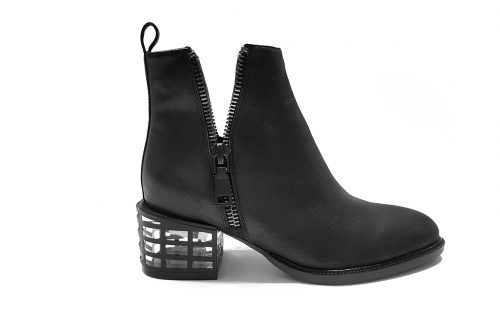 נעלי ג'פרי קמפבל - דגם מגפון Boone עוצר נשימה.