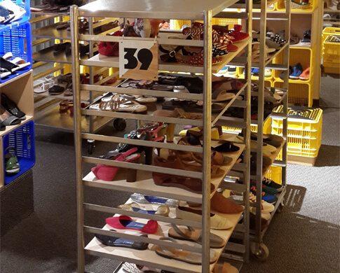 סניף דיזינגוף עודפי נעליים - שופרא