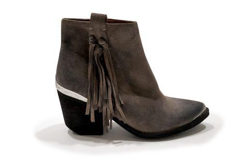 נעלי ג'פרי קמפבל - מגפון Pascal לקאובויז.