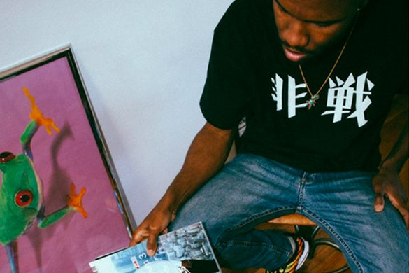 Frank Ocean's New Album 'Blond'