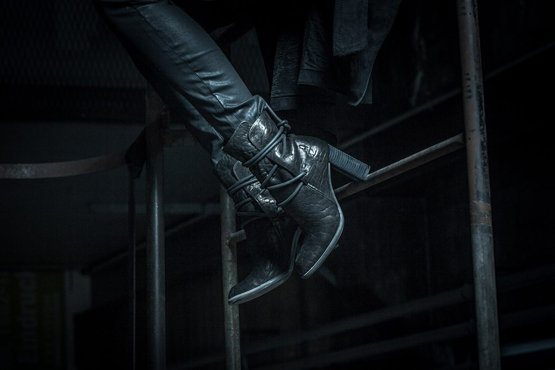 נעלי Puro שחורות