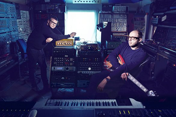 The Chemical Brothers - Elektrobank (HQ)