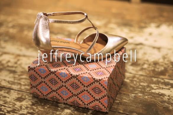 נעלי ג'פרי קמפבל