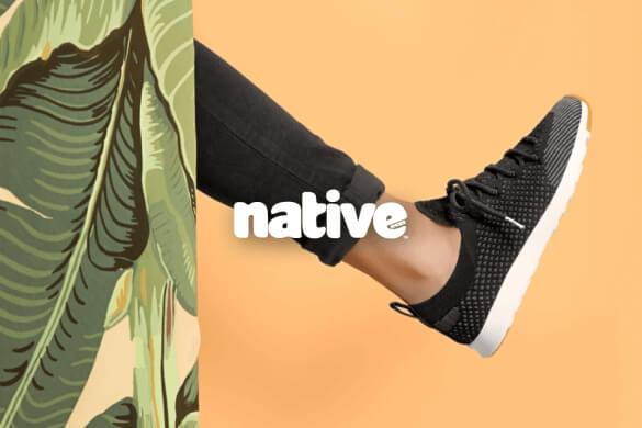 נעלי Native