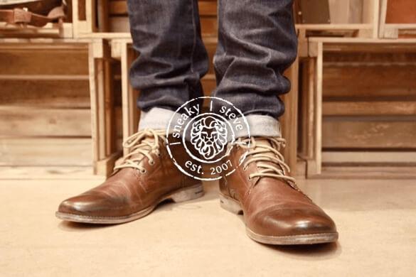 נעלי סניקי סטיב
