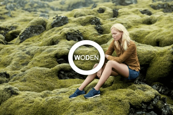 נעלי Woden