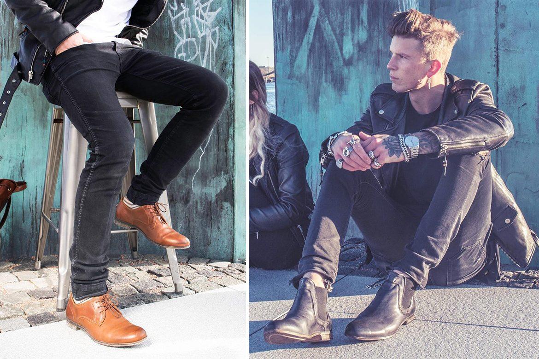נעלי סניקי סטיב | Sneaky Steve Shoes
