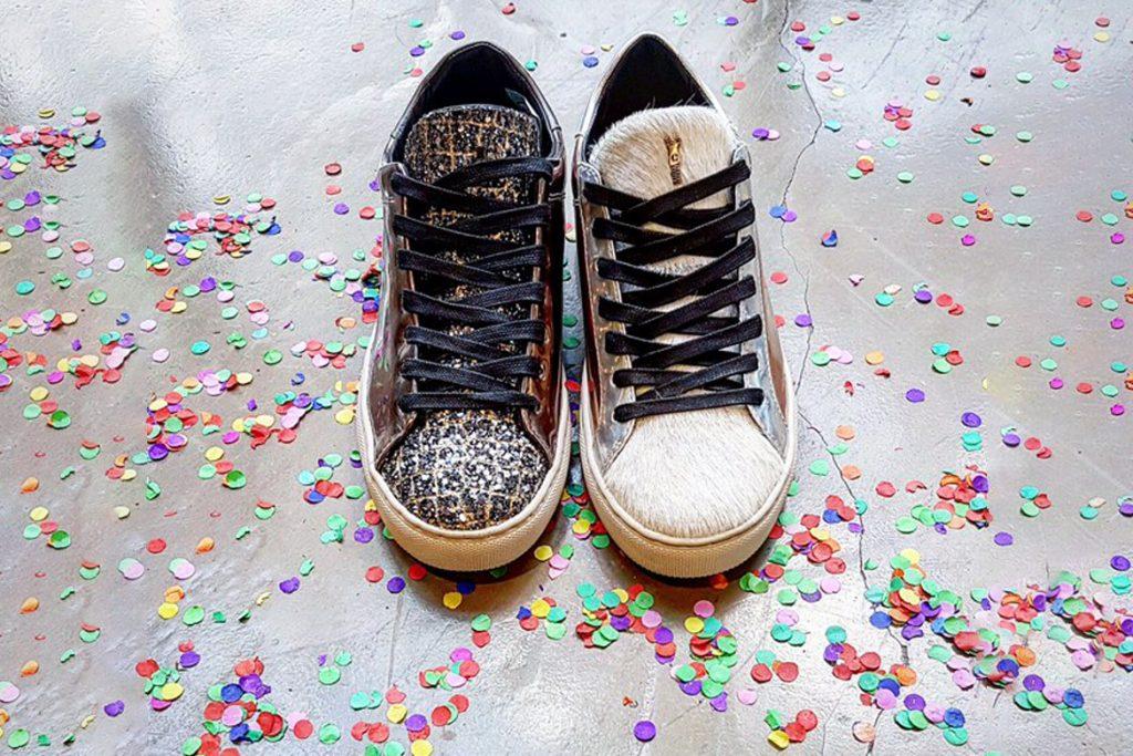 נעליים של מותג Crime London