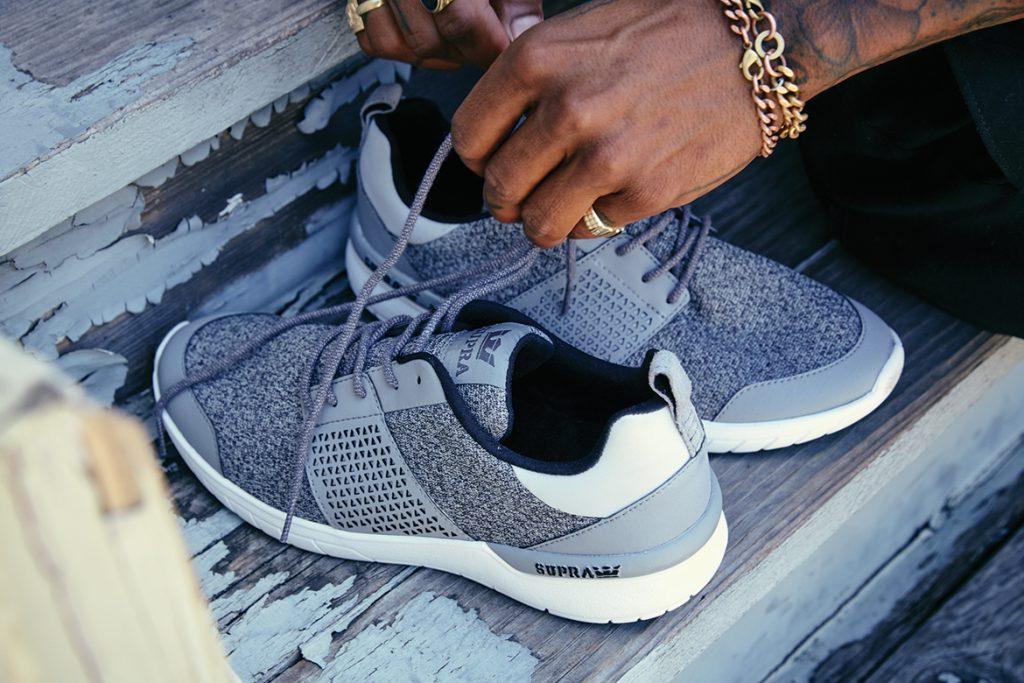 נעלי סופרה | Supra בצבעי פסטל בהירים