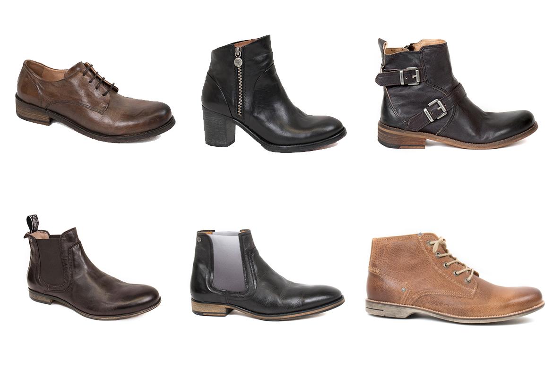 נעליים מקולקציית החורף של sneaky steve