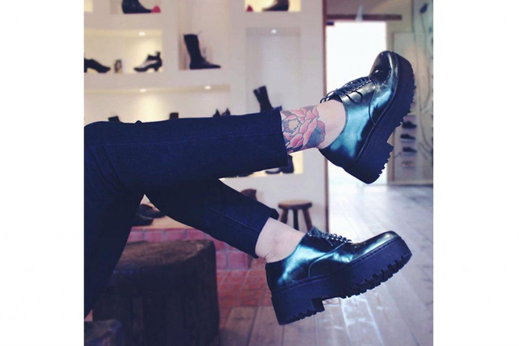נעלי ג'פרי קמפבל בסייל