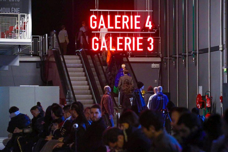 Vetements שוברים מוסכמות בפריז