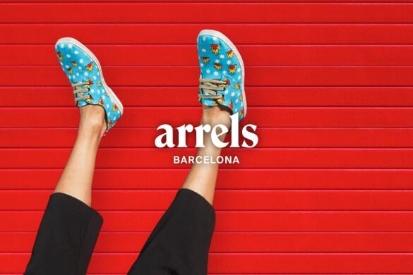 נעלי arrels