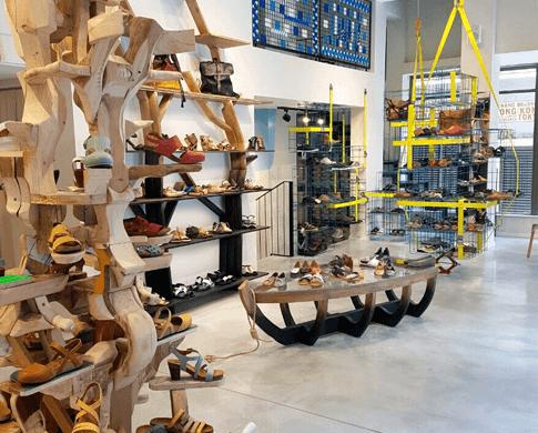 שופרא - חנות נעליים בדיזנגוף