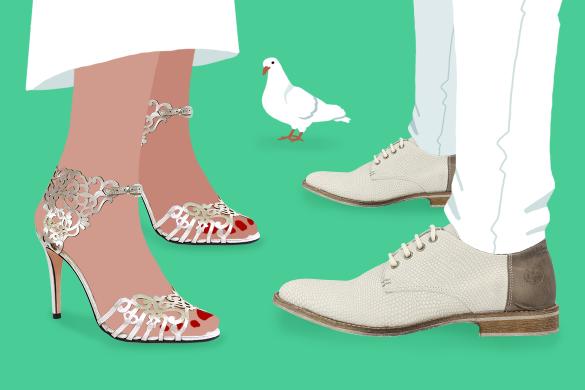 נעליים אלגנטיות של Bullboxer ו-Klub Nico