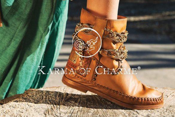 הנעליים של Karma of Charme בשופרא