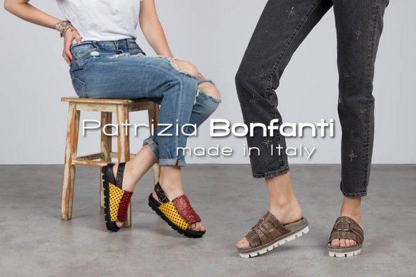 מותג הנעליים פטריציה בונפרטי בשופרא
