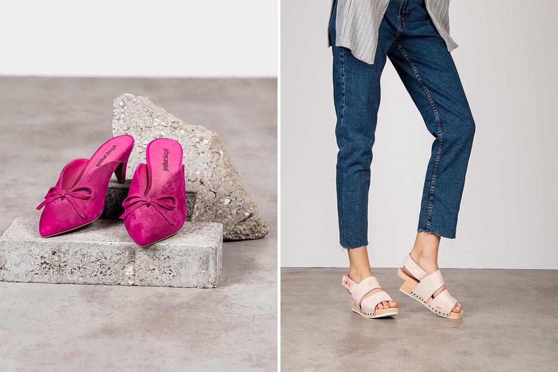 נעליים ורודות בשופרא