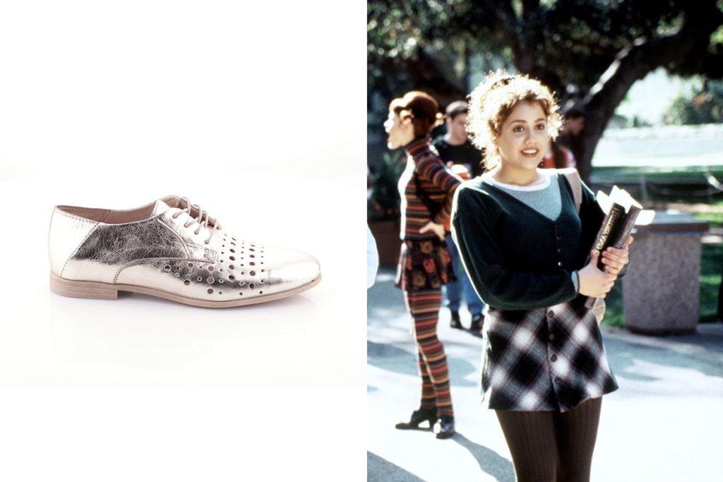 טאי פוסט-פוסט מייקאובר עם נעליים של מיוז (ב-40% הנחה)