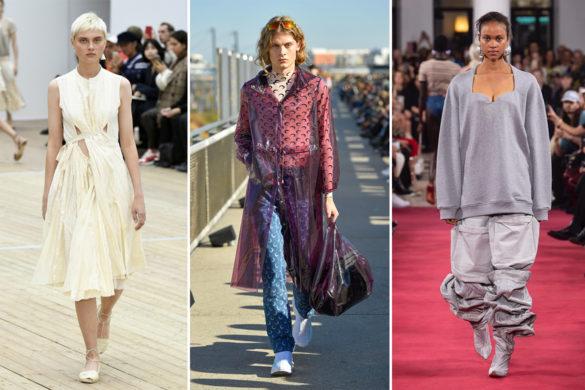 שבוע האופנה בפריז – הרגעים השווים באמת